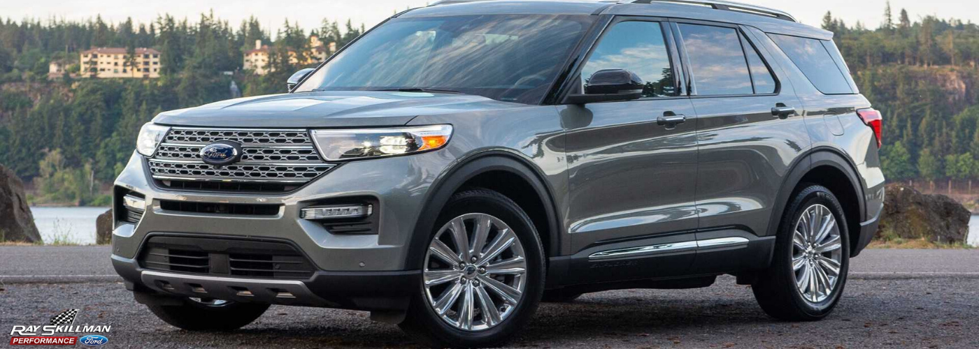 Ford Explorer Greenwood IN