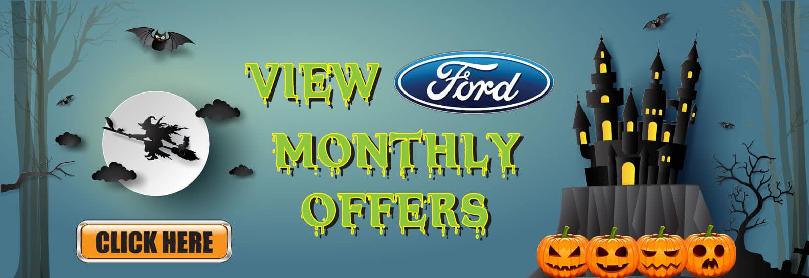 OCT. FORD MONTHLY OFFERS