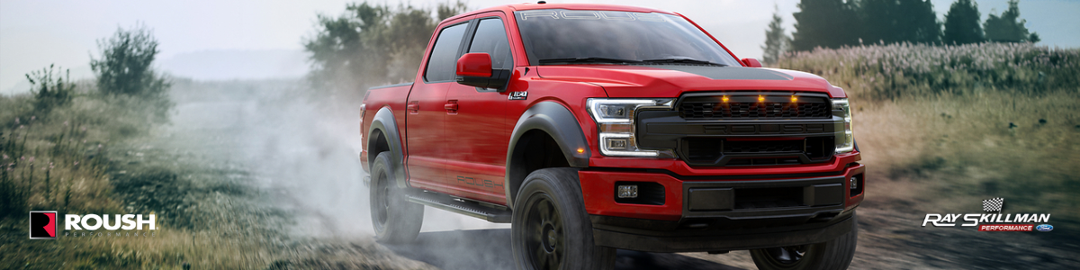 ROUSH F-150 Supercharged Indianapolis