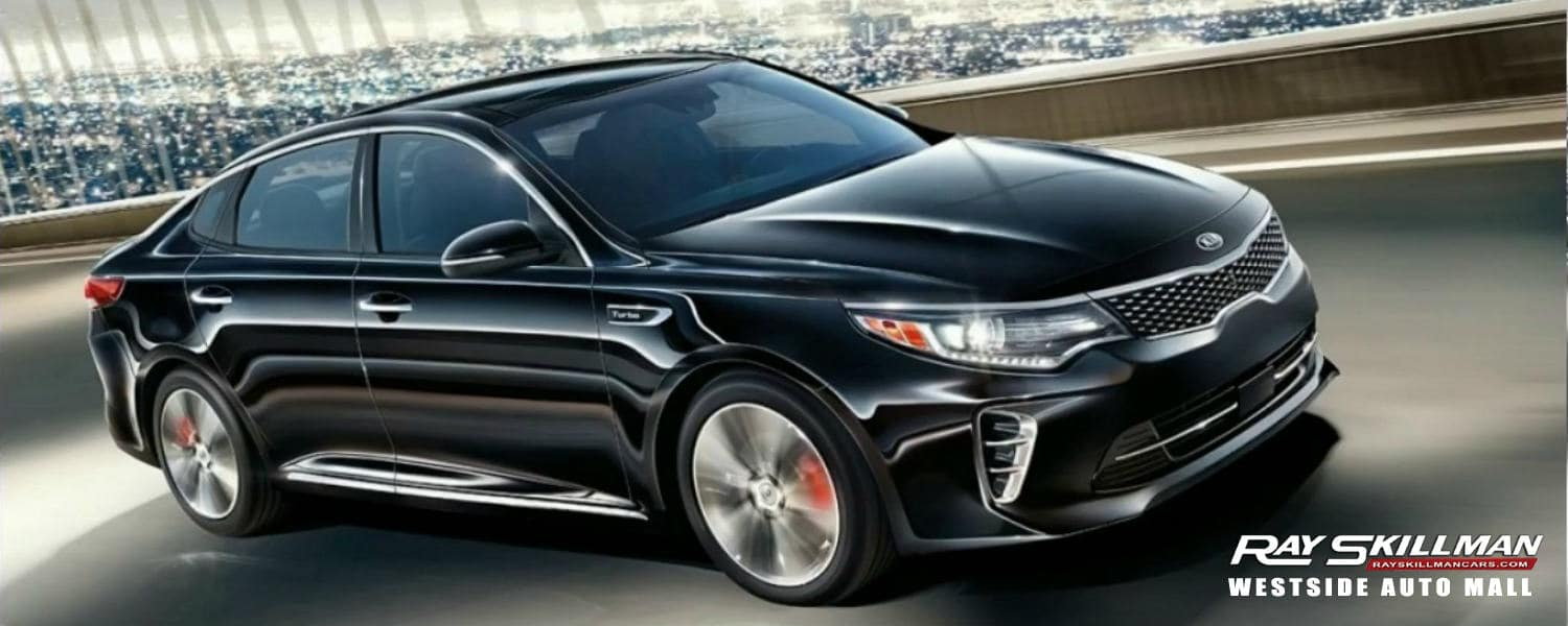 Kia Optima Fishers IN