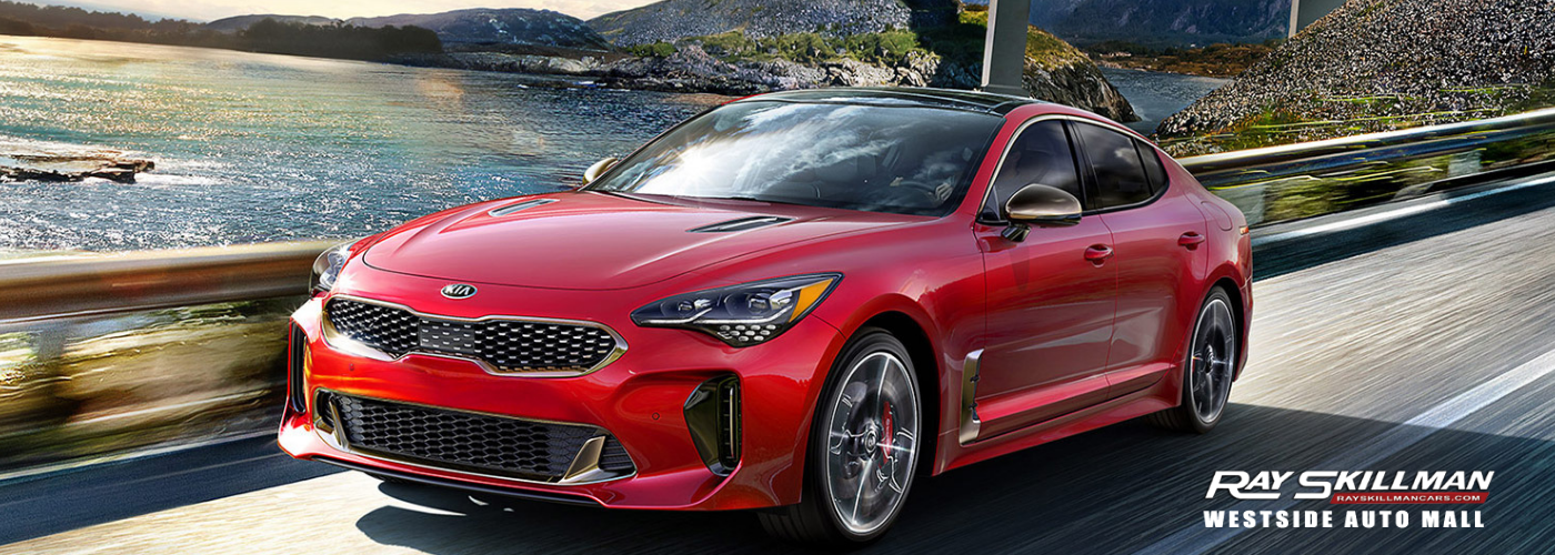 Kia Stinger Avon IN