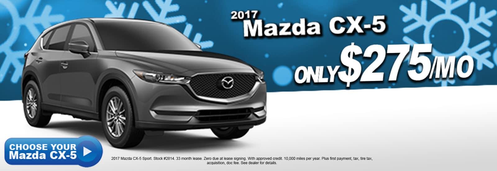 Holiday Mazda Used Cars
