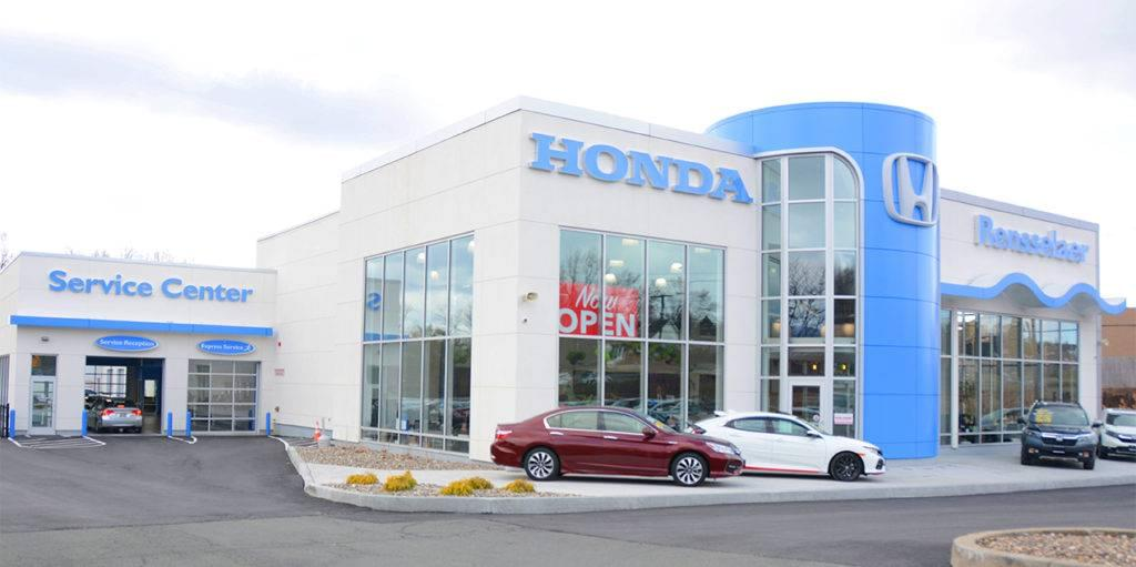 Honda and used car dealer albany rensselaer honda for Honda dealer albany