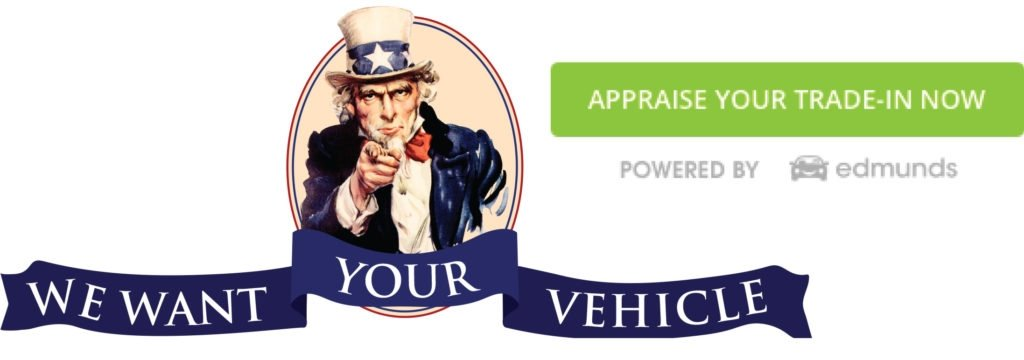 We Want your Vehicle Banner