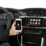 CarPlay Honda Accord