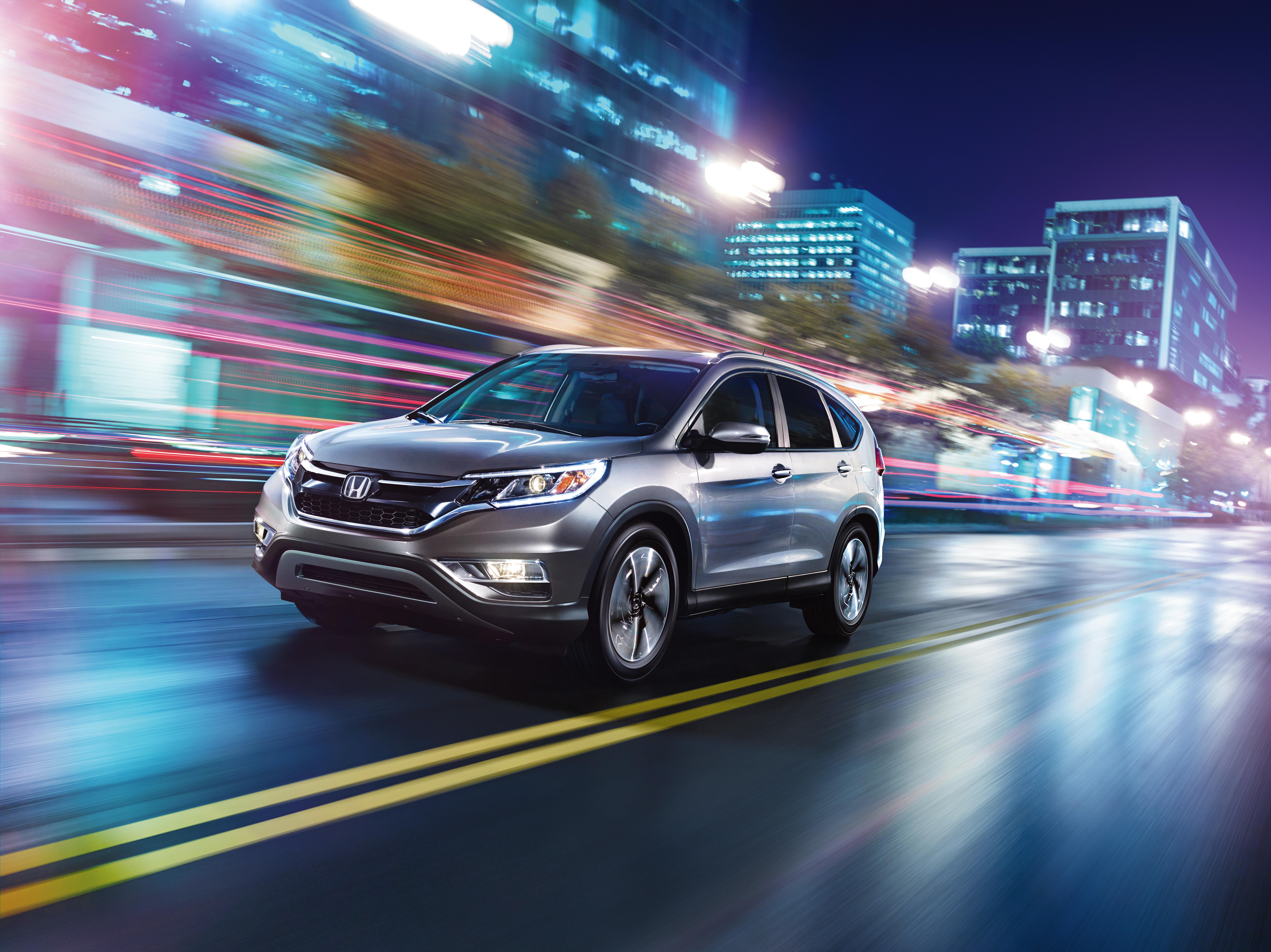2016 Honda CR V Achieves Highest Safety Score