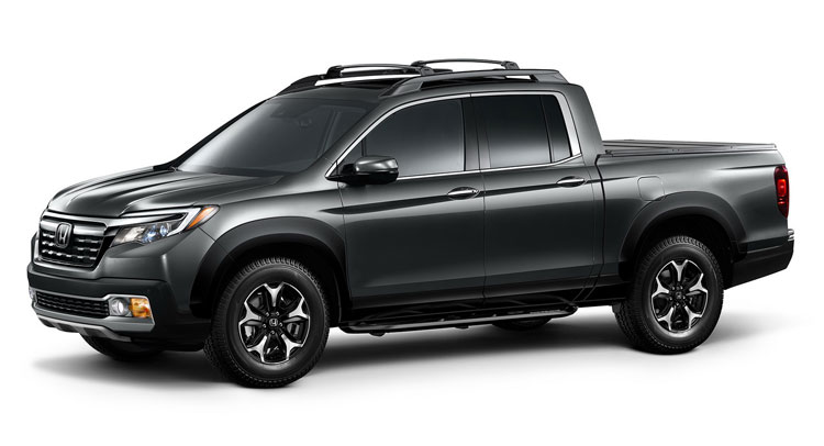 2017 Ridgeline Accessories >> 2017 Ridgeline Accessories At This Years Chicago Auto Show