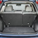 2015 Honda CR V Touring AWD cargo