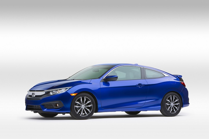 Honda Civic 10Th Gen >> 5 Fast Facts Honda S 10th Generation 2016 Civic Coupe