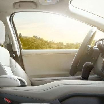 2017 Honda HR-V front interior