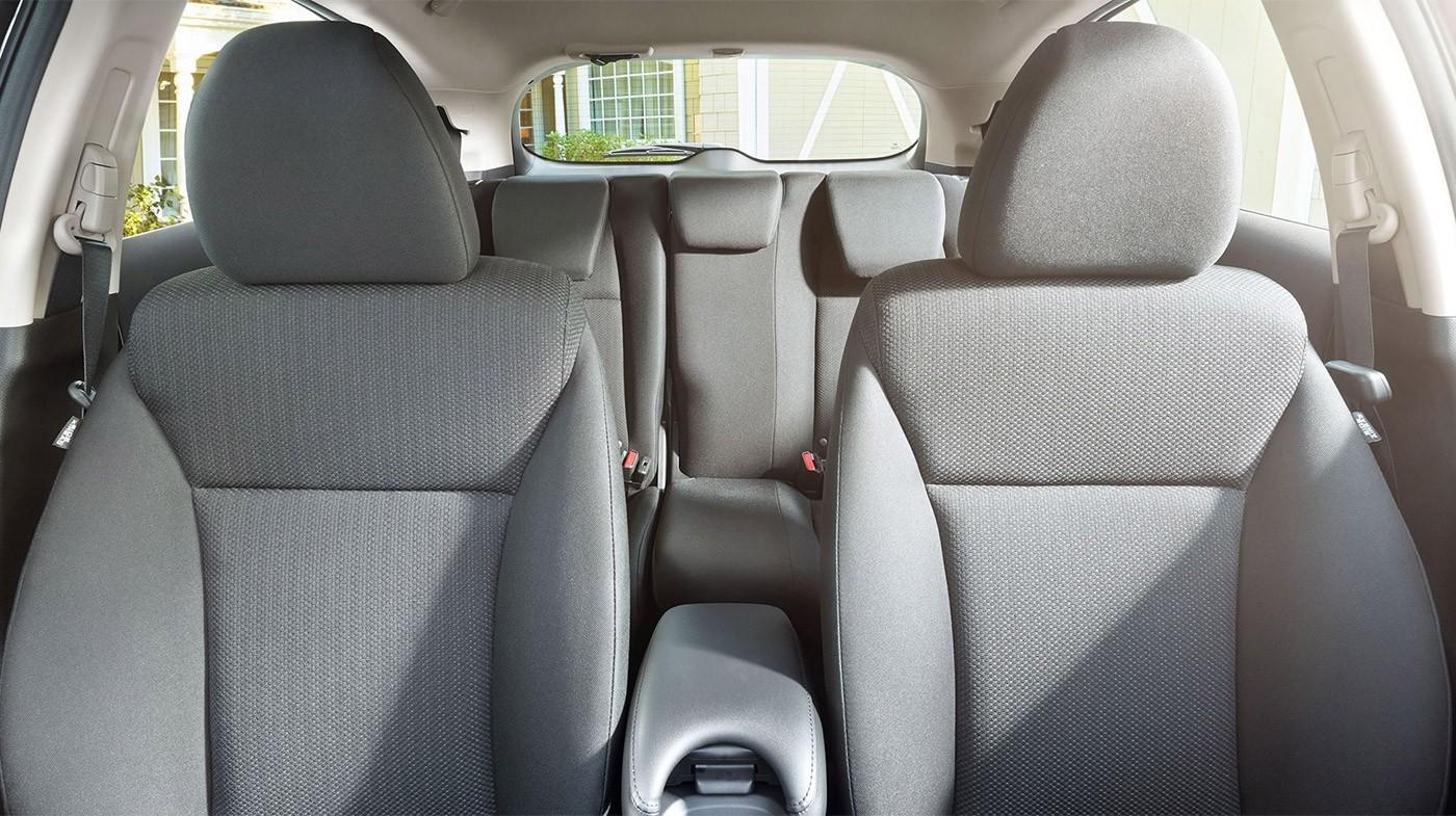 2017 Honda HR-V seating