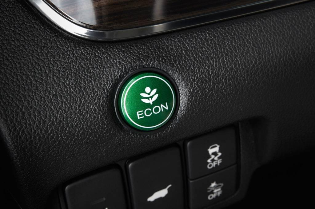 What Is Honda Econ Button And How Does It Work Rensselaer Honda