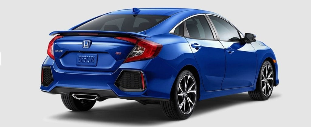 2017 Honda Civic Si 2017 Honda Civic Si