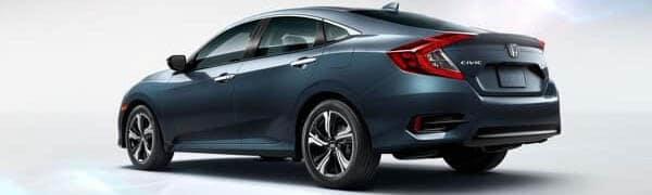 2018 Honda Civic Tech Features
