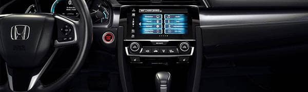 2018 Honda Civic Technology Features