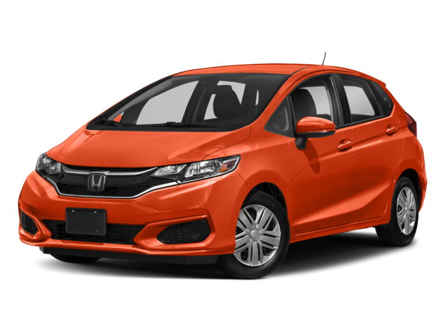 2018 Honda Fit. VS. 2018 Ford Fiesta Hero
