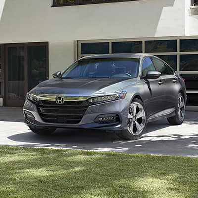 2018 Honda Accord Trim Levels