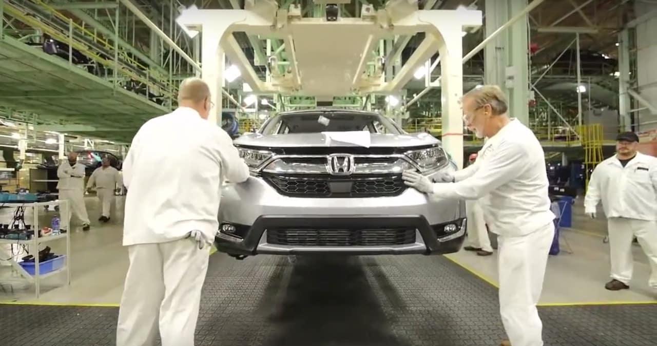 Where Is Honda Made >> Where Are Honda S Made