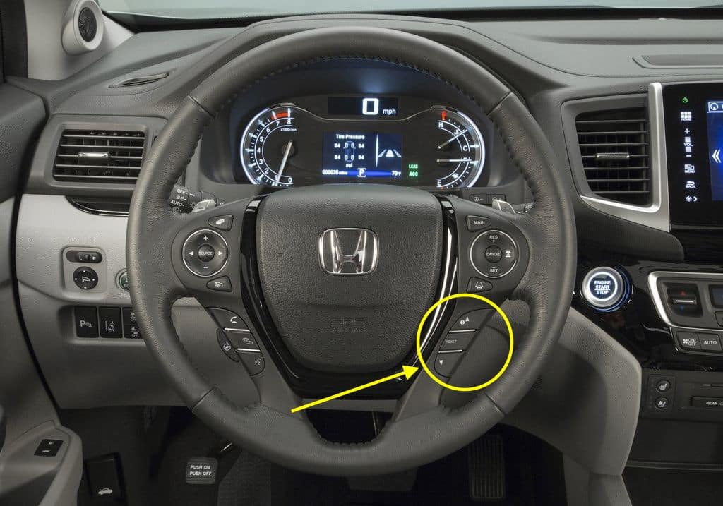 How To Reset Honda Maintenance Minder Light