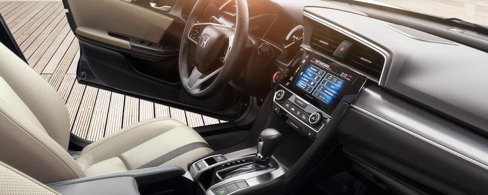 2018 Honda Civic Sedan Interior