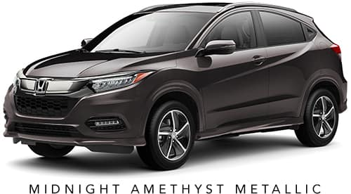 Midnight Amethyst Metallic 2019 Honda HR-V