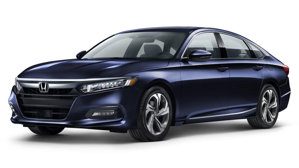 2018 Accord EX-L 1.5 Auto