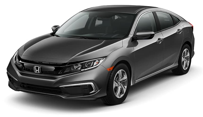 2019 Honda Civic LX Auto
