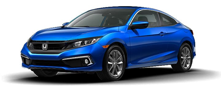 2019 Civic EX Coupe
