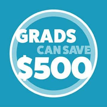 $500 Honda Graduate Program