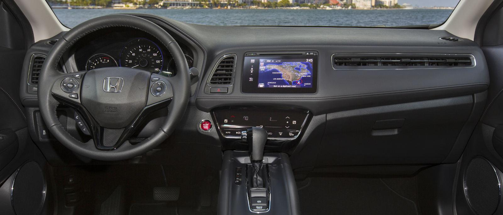 2016 Honda HR-V EX L