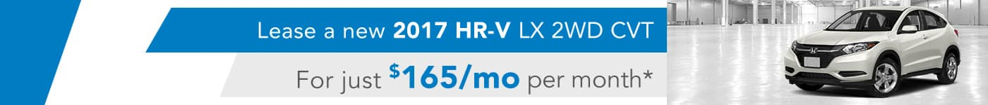 HR-V Offer
