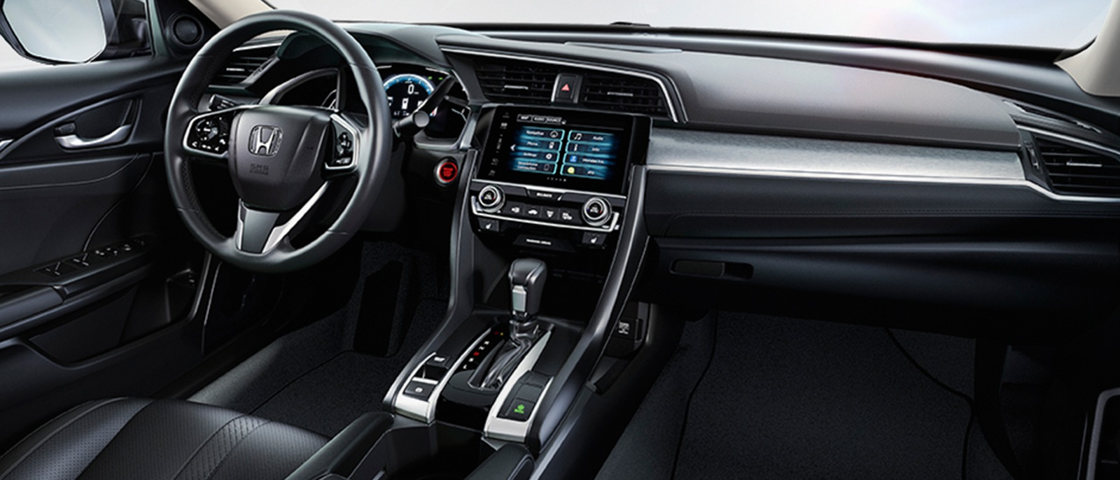 review honda ex all interior active in on civic safety