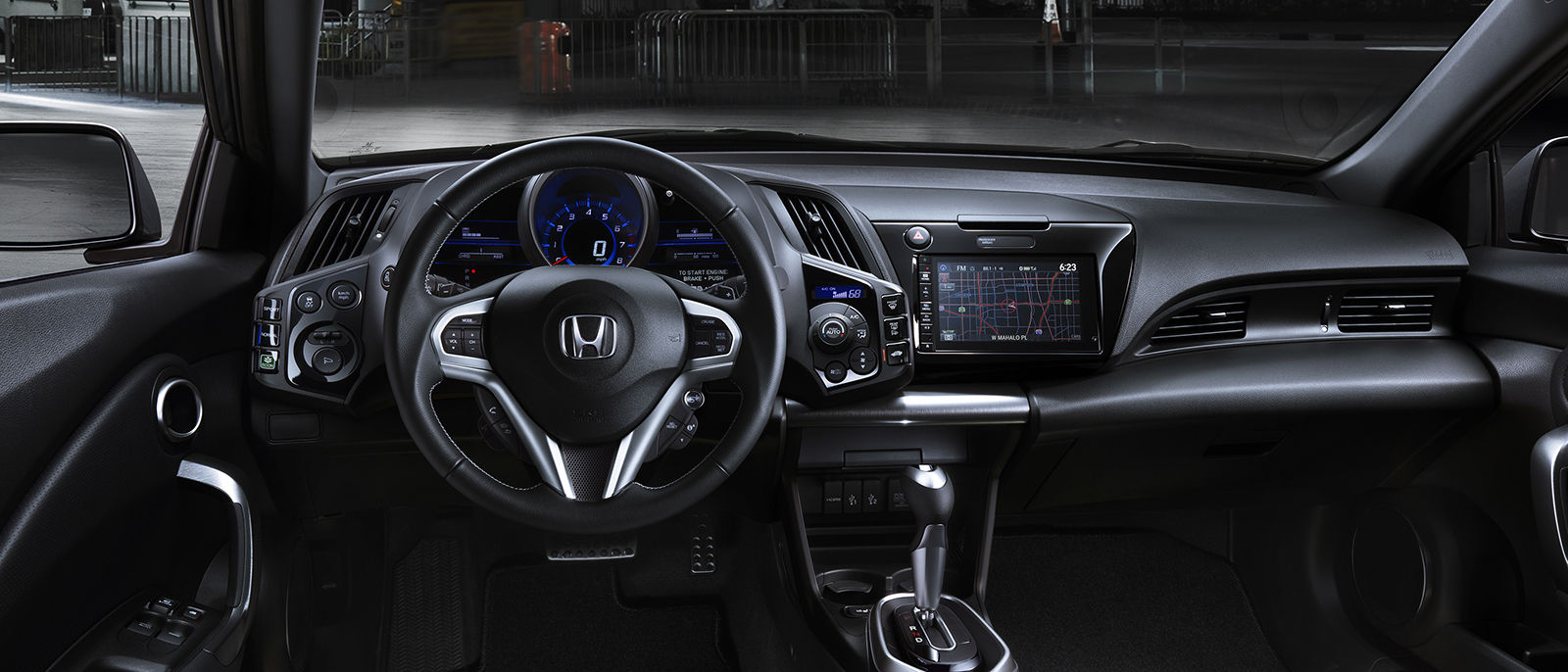 2016 Honda CR Z Interior ...
