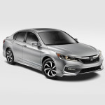 2016 Honda Accord with X-Package II