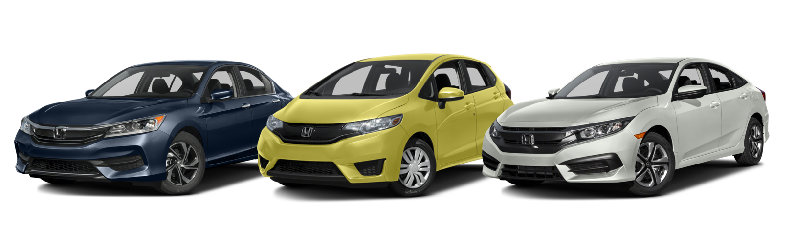 Honda Sedan Hatchback Lineup