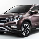 2016 Honda CR-V brown