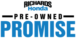 Richards Honda Pre-Owned Promise