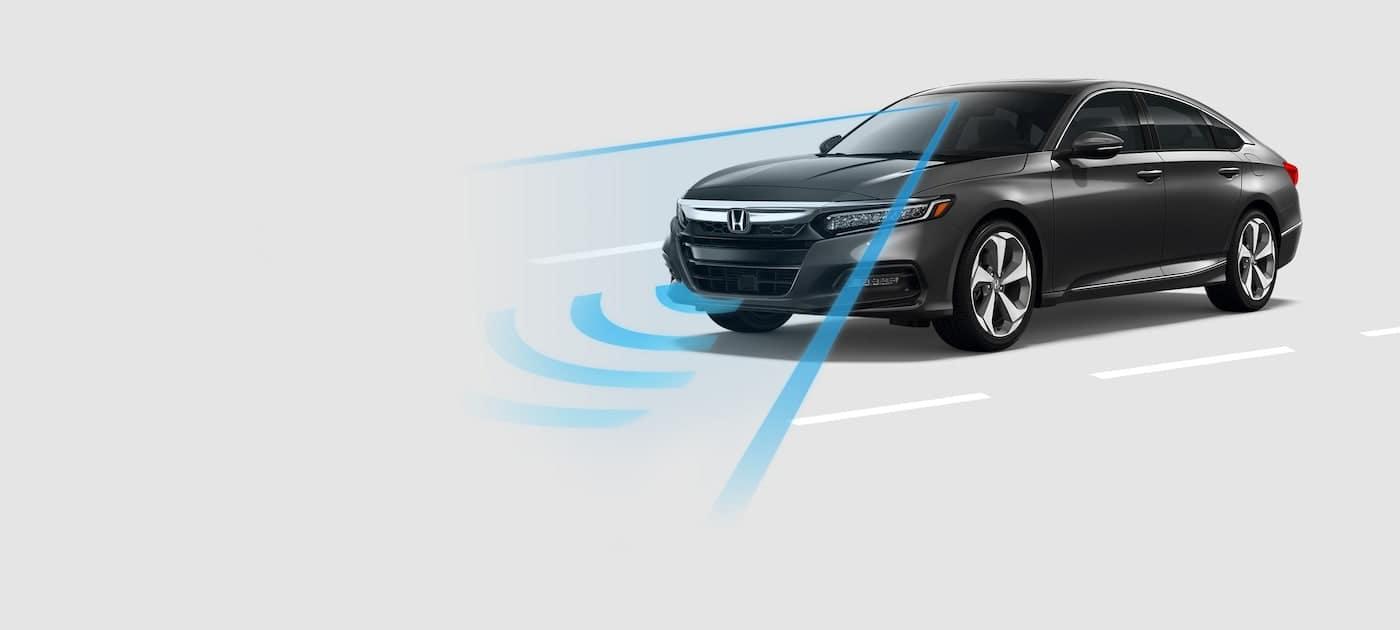 2019 Honda Accord - Road Departure Migration System