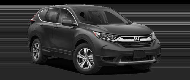 2019 Honda CR-V LX 2WD shown
