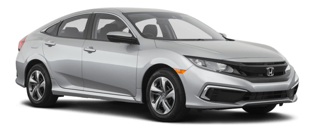2019 Honda Civic Sedan LX shown