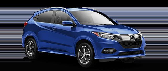 2019 Honda HR-V LX shown