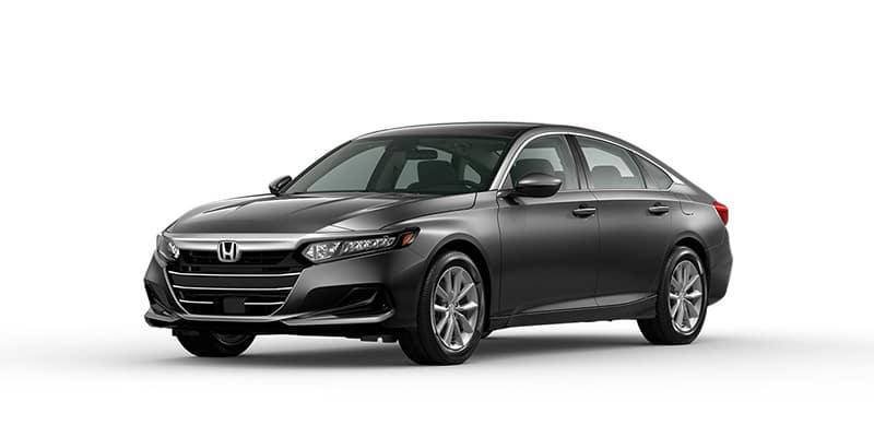 New 2021 Honda Accord LX CVT