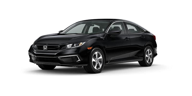 New 2021 Civic Sedan LX CVT