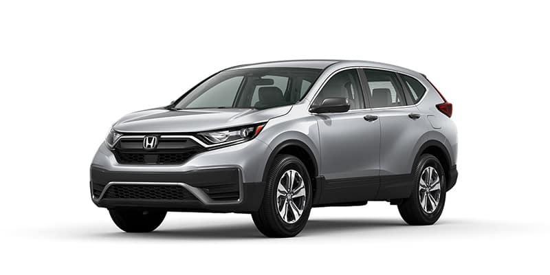 New 2021 Honda CR-V LX 2WD