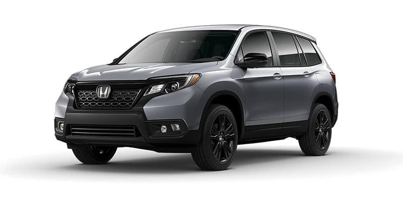 New 2021 Honda Passport Sport 2WD
