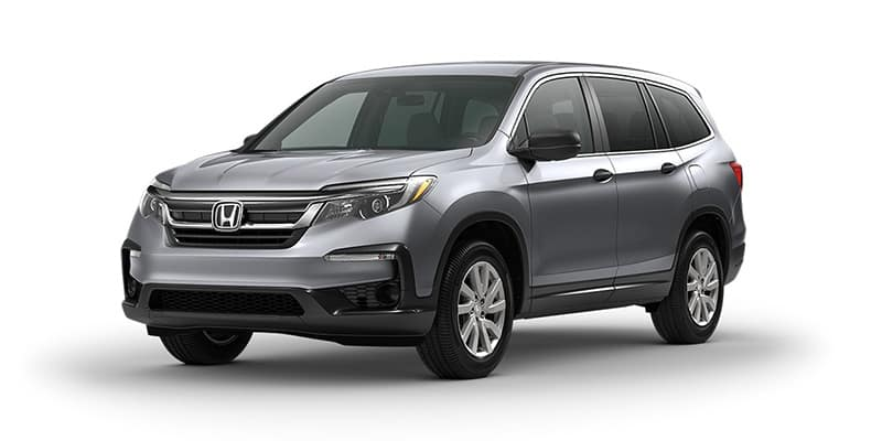 New 2021 Honda Pilot LX 2WD