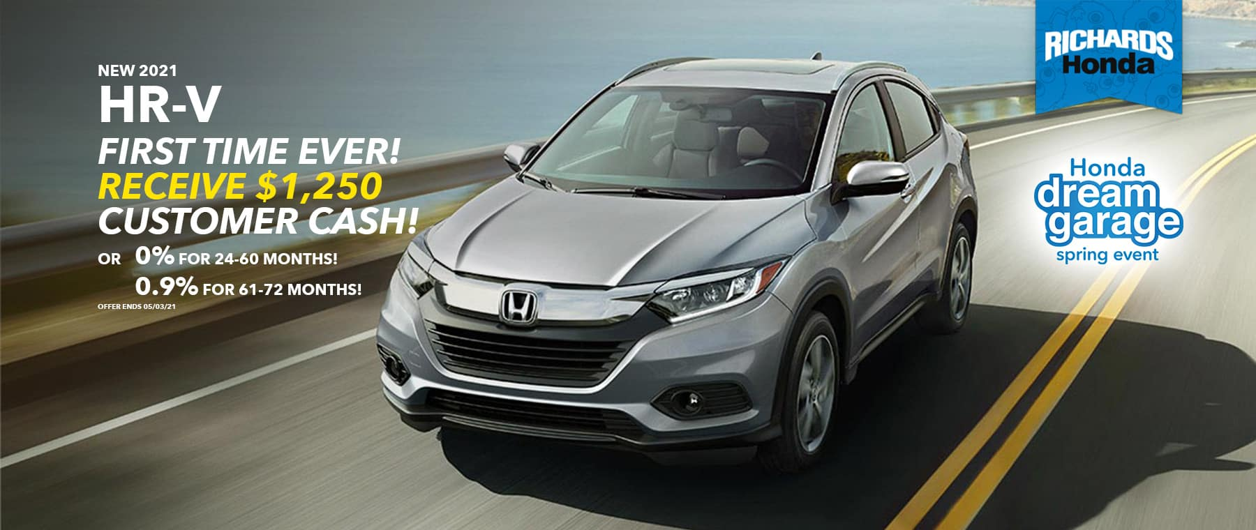 New HRV Special