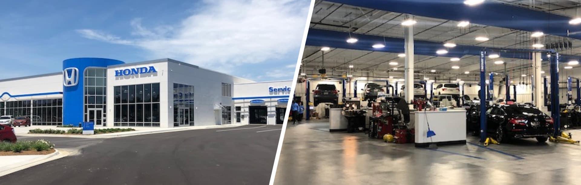 Richards Honda Parts & Service