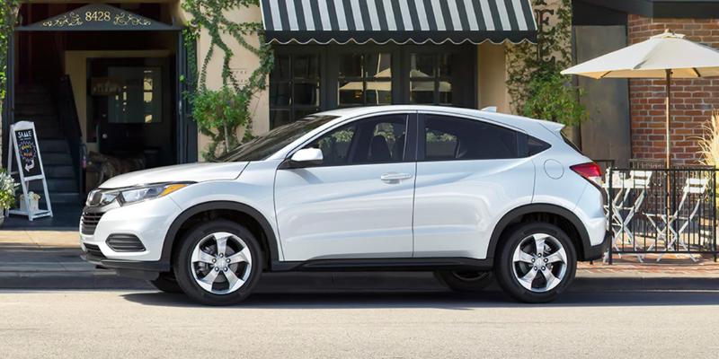 New 2022 Honda HR-V LX 2WD