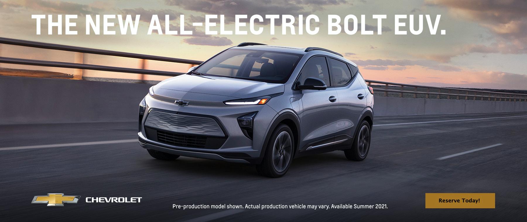 2022 Bolt EV for sale near Little Canada, MN- Rosedale Chevrolet